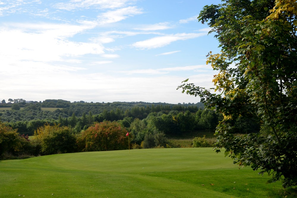 Naunton Downs Golf Club - The 3rd