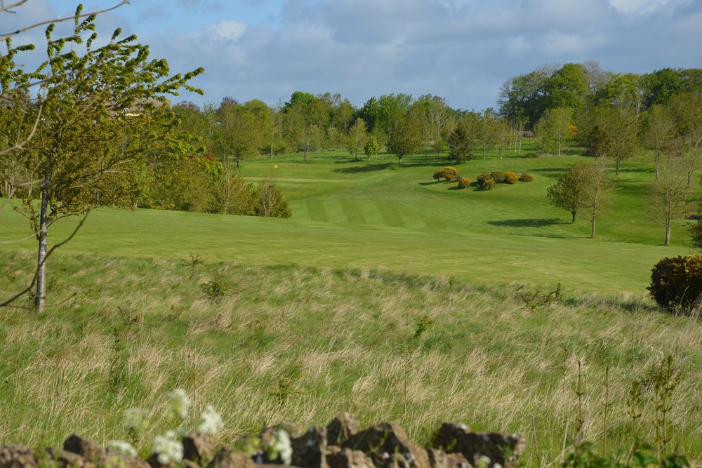 Naunton Downs Golf Club - The 8th